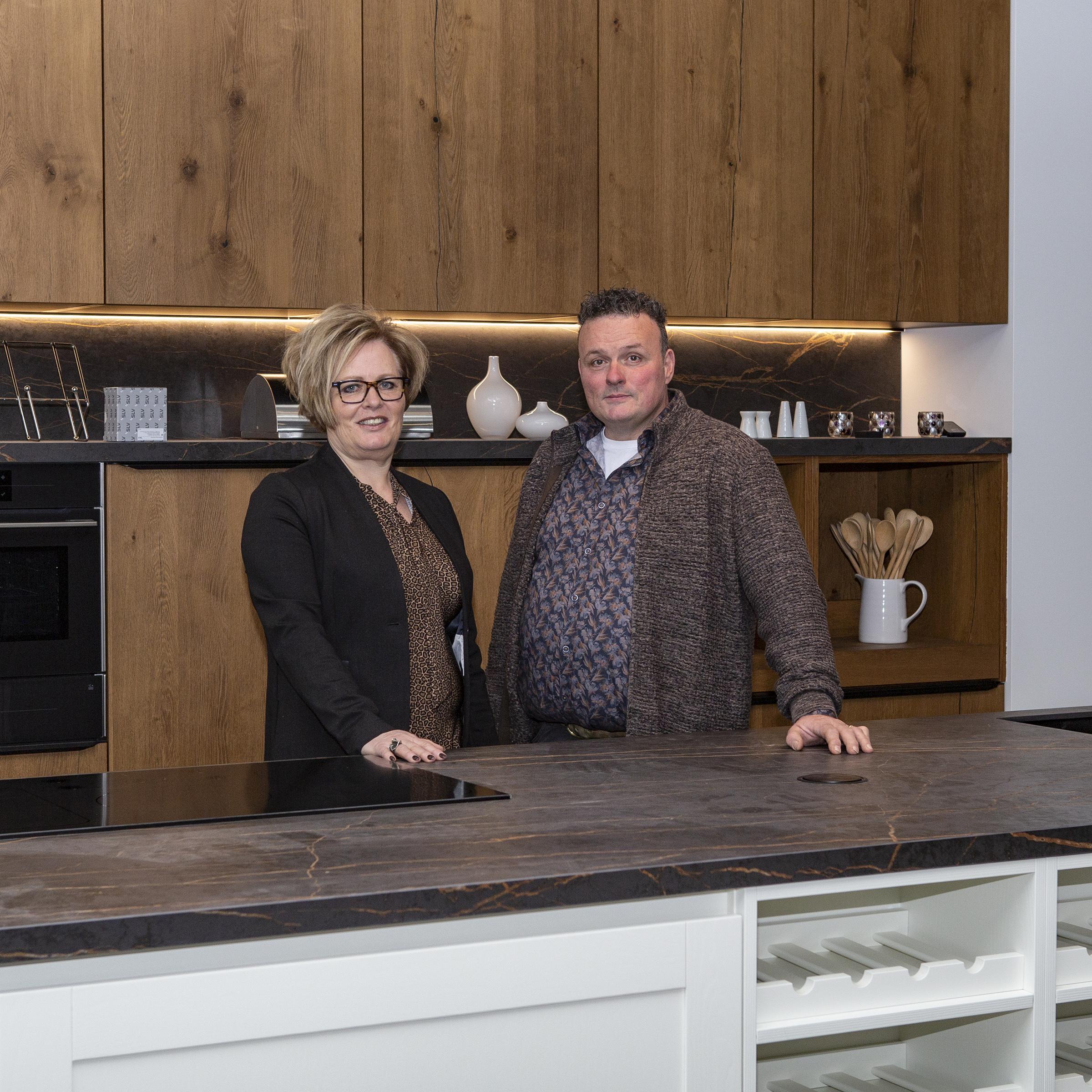 Meulendijk Keukens Jeroen en Wilma