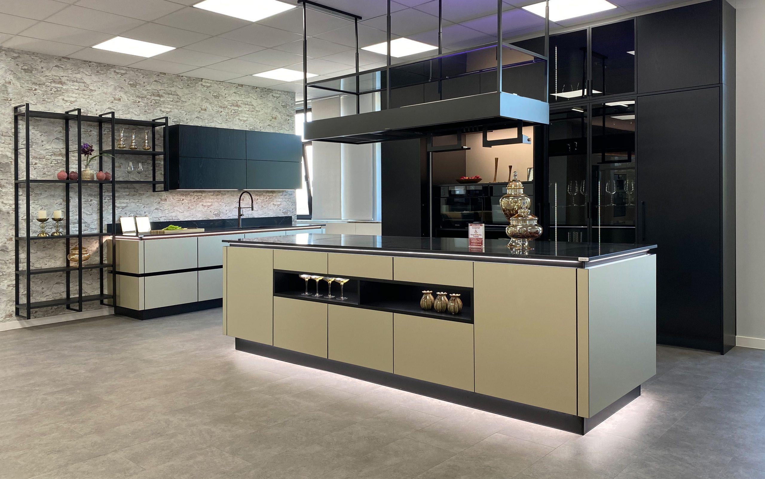 Keukens glans/mat